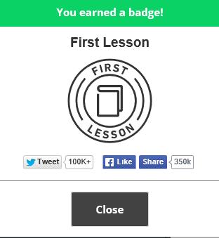 Codecamdey Badge