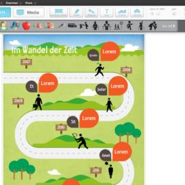Infografiken für den Unterricht nutzen und erstellen