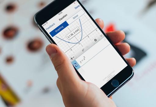 Mathpix – Smartphone erkennt Mathe-Handschrift