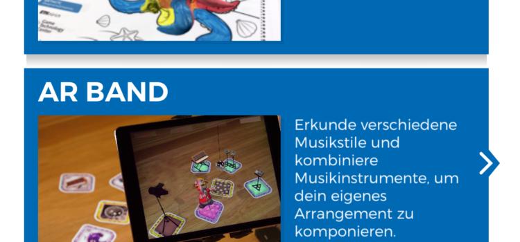 """Augmented Creativity – """"Meine Band spielt verrückt"""""""