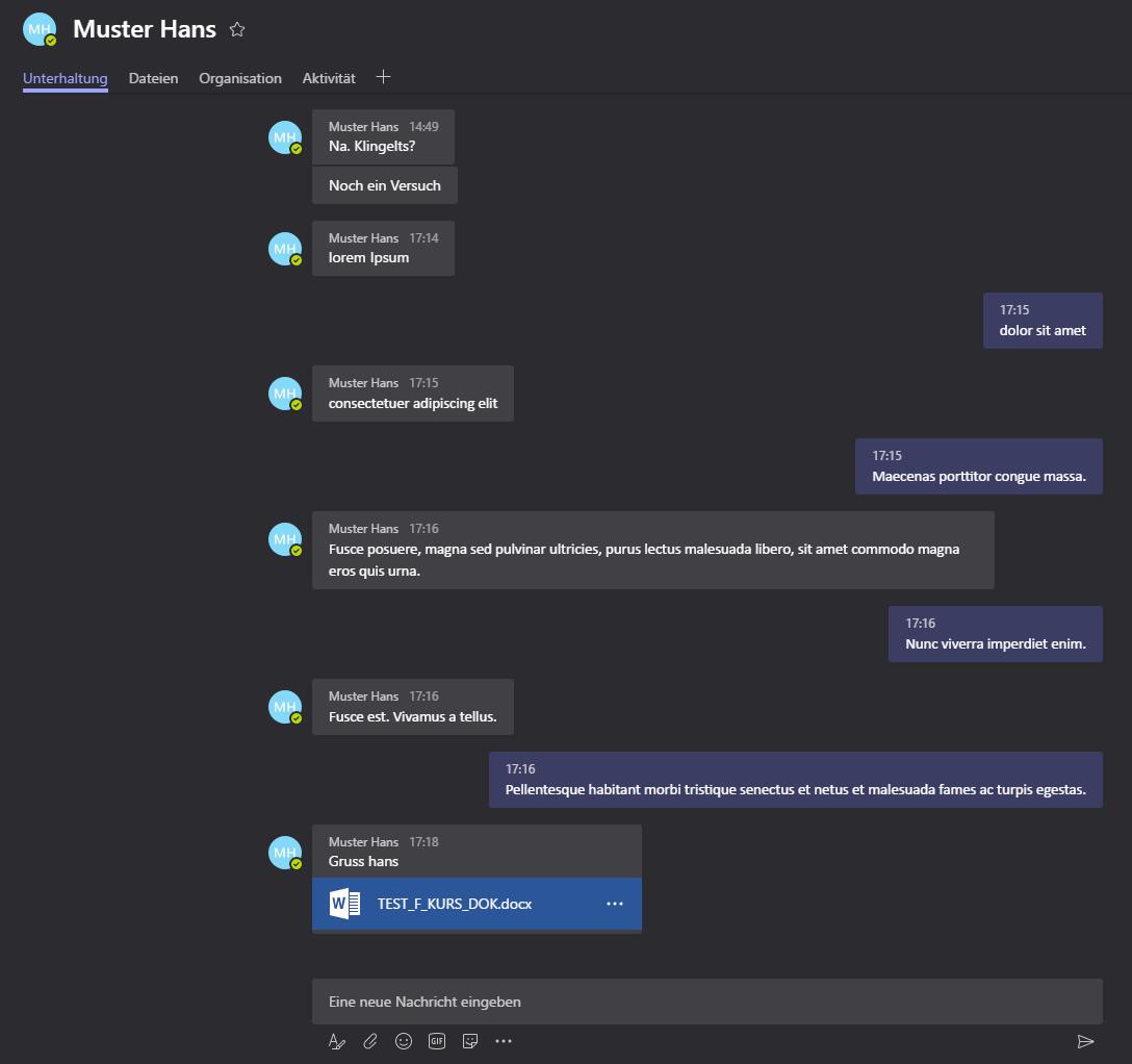 Web ähnlich einem dating-chat