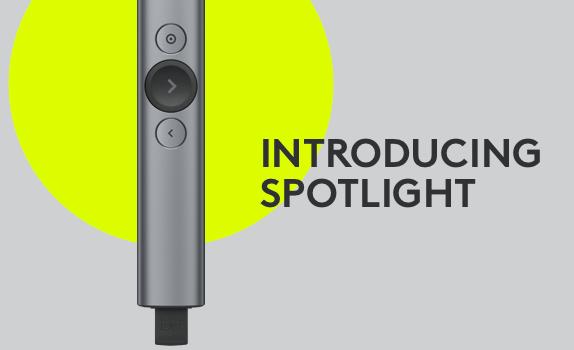 Spotlight – Die neue Art zu präsentieren