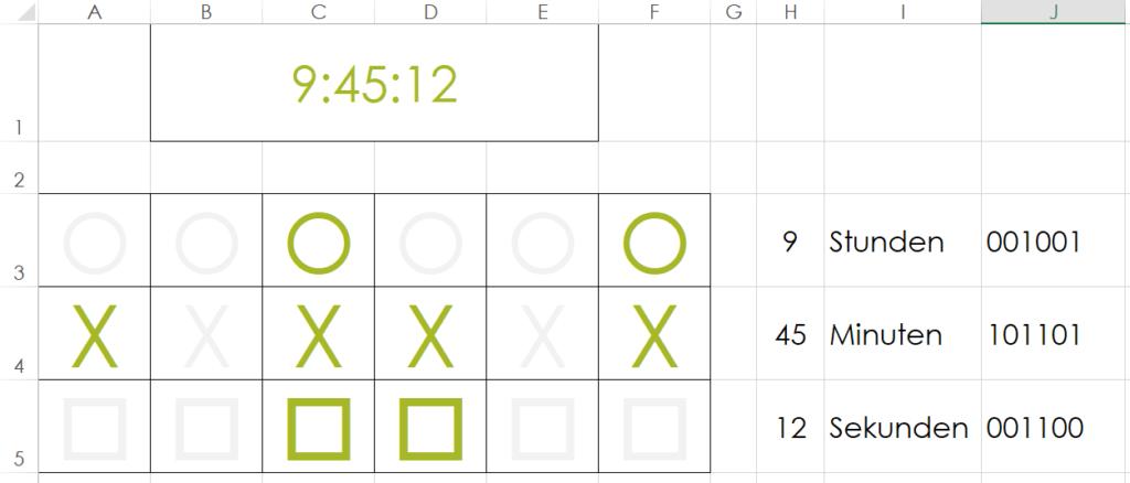 Lösung Excel 1 Teil