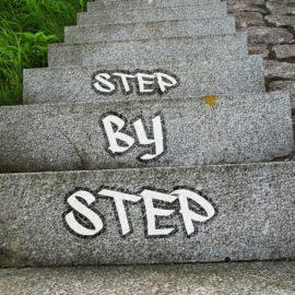 Schritt für Schritt zur Erkläranleitung!