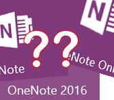 Frust und Ärger im OneNote-Versionen-Sumpf