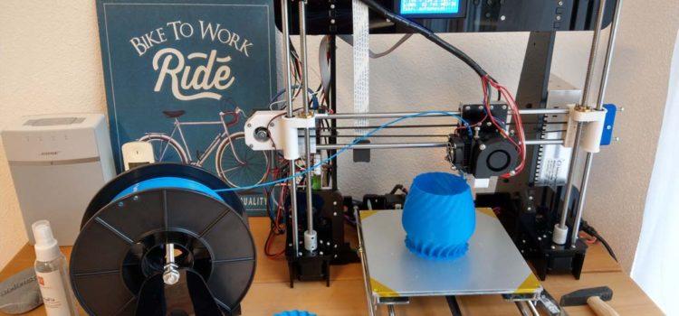 3D Drucker Vase