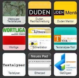 Toolbox Textanalyse