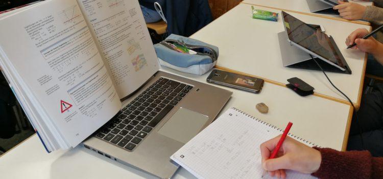 Die Misere mit den digitalen Lehrmitteln