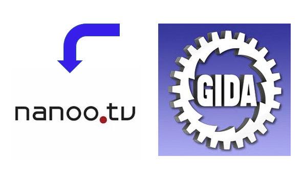 Lernvideos mit nanoo.tv und  GIDA-News