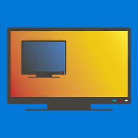 Zwei Monitore auf einem Bildschirm: Remote Monitor