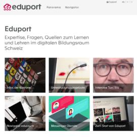 eduport.ch – Support von offizieller Seite