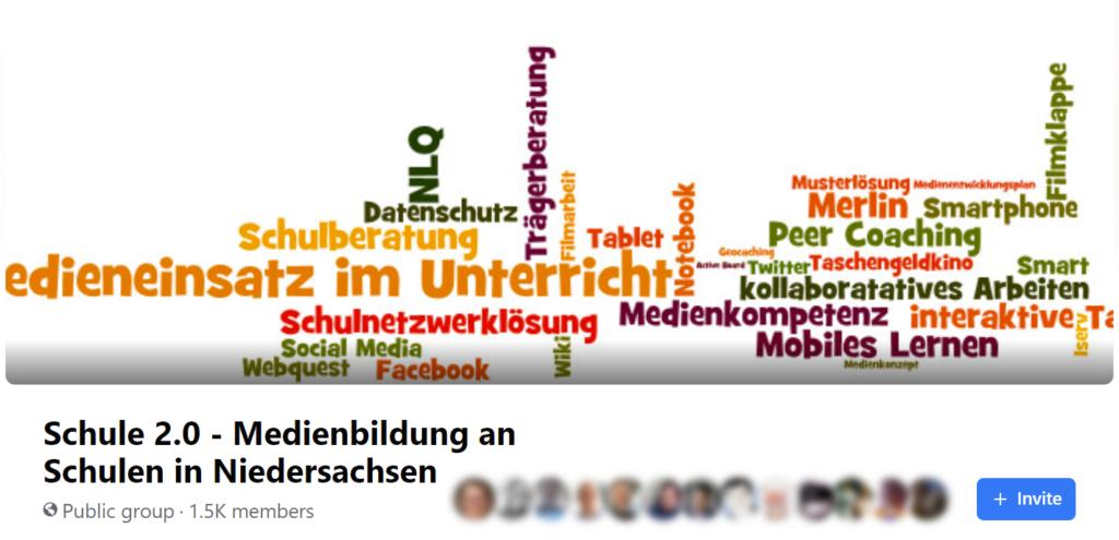 schule 2.0 Mdienbildung an Schulen in NIedersachsen